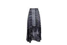 マグネットフォトプリント スカート